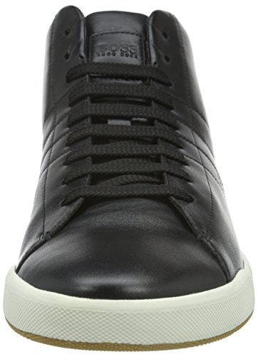 Boss Orange Stillnes Hicu Ltpl 10191240 01, Sneakers Hautes Homme Noir (001)