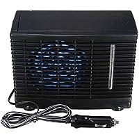 12 V Portátil de Poco Ruido Acondicionador de Aire Del Coche Universal Car Home Cooler Ventilador de Enfriamiento Personal Máquina Enfriadora Evaporativa