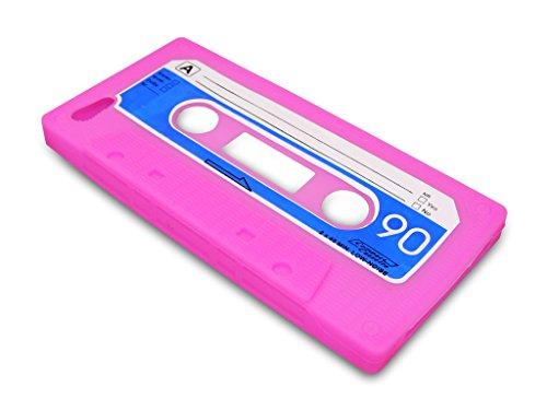 SANDBERG Cover iPhone 5/5S retrotape Pink rose