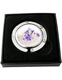 Handtaschenhalter - Taschenhalter Tisch - Lys Violet Design