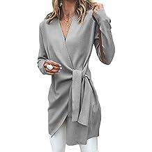 buy popular 676f8 6a166 Suchergebnis auf Amazon.de für: Trenchcoat Damen Grau
