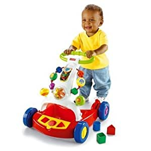 Fisher-Price Baby Walker to Wagon Activity Toy