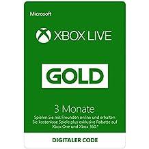 Xbox Live Gold Mitgliedschaft | 3 Monate | Xbox Live Download Code