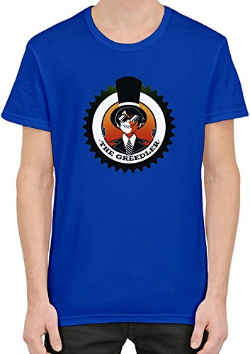 the-greedler-t-shirt-per-uomini-xx-large