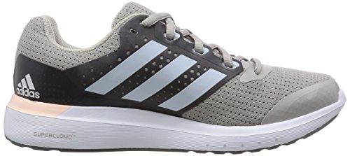 Adidas - Duramo 7, Sneakers da donna Grigio (Cgrani/Halblu/Granit)