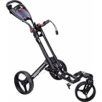 Cougar Golf Erwachsene 360 Golftrolley, Black