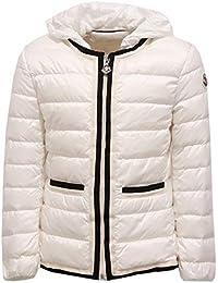 MONCLER 0227X Piumino Bimba Girl TECLA White Jacket Ultralight d8614f5be3c