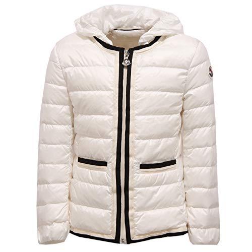 MONCLER 0227X Piumino Bimba Girl TECLA White Jacket Ultralight  12 Years  02e11244ce1