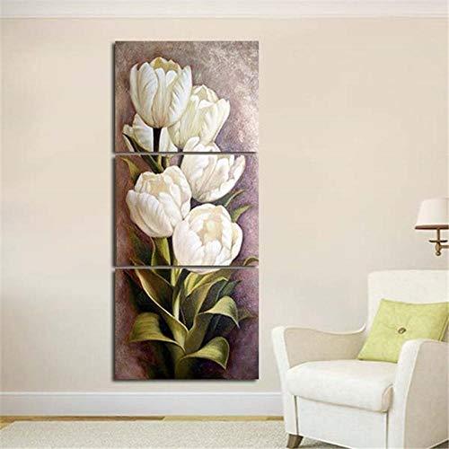 Leinwandbild Tulpen Wandbild