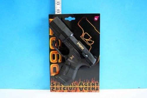 James Bond 007 Pistol - Spielzeugpistole - Abendkleid - Rollenspiele