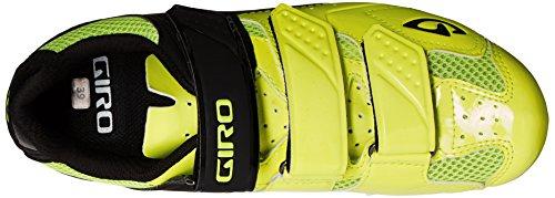Giro Treble II - Chaussures - noir 2017 chaussures vtt shimano jaune fluo/noir