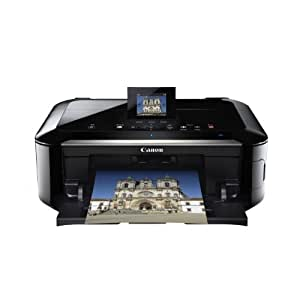 Canon PIXMA MG5350 All-in-One Colour Printer (Print, Copy, Scan, Wi-Fi and Auto Duplex) NO INK SUPPLIED