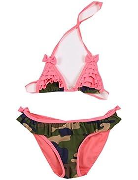 Bikini Mädchen Claesens camouflage