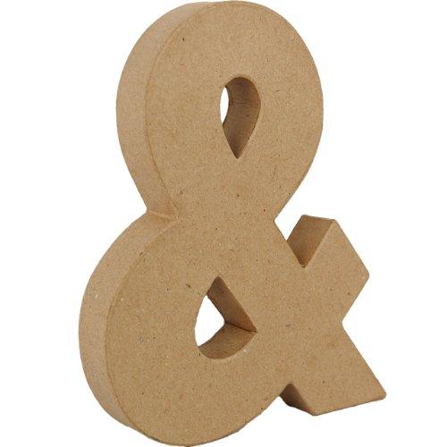 Country Love Crafts 8,2520,5cm Symbol und 3D aus Pappmaché -