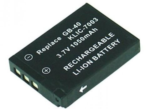 PowerSmart® Replacement Digital Camera Battery for UK GE E1030, GE E1040, GE E1050TW, GE E1240, GE E1250TW, GE E850, GE H855, Compatible Part Numbers: