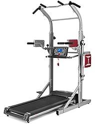 BH Fitness Tapis de course + machine de dominadas Cardio Tower F1