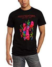 FEA Merchandising Men's Foo Fighters Album Art Slim Fit T-Shirt