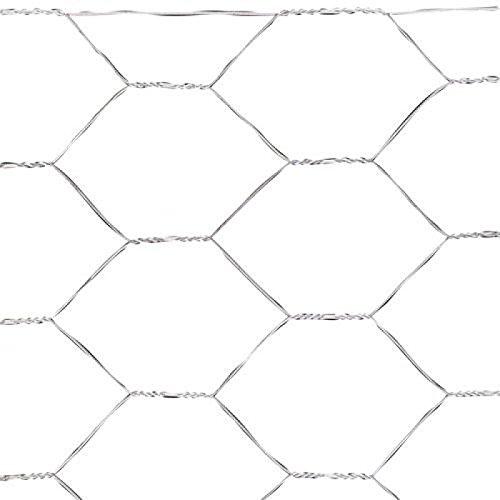 Papillon 1170945 - Treillis Triple Torsion 25/50 cm, Rouleau 50 mètres, Utilisation pour la Maison
