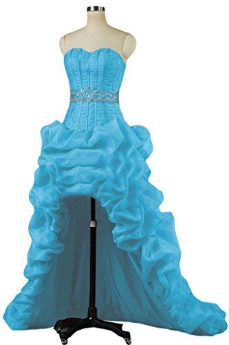 TOSKANA BRAUT -  Vestito  - linea ad a - Donna Blue - blu