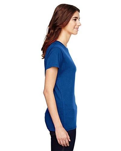 Enclume pour femme coton Ringspun coton Fashion pour homme coupe Azul Neón