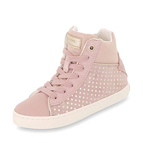 Geox Mädchen J Kilwi Girl H Hohe Sneaker