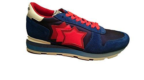 atlantic-stars-zapatillas-para-hombre-azul-azul-rojo-azul-size-40