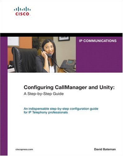 Configuring CallManager and Unity: A Step-by-Step Guide Voice-message-system