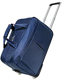 Rolling Ladies Unisex, Travel Holdall Trolley Bag, Equipaje de Mano FENGMING (Color :