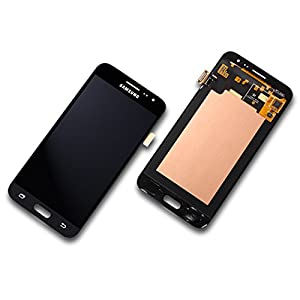 Samsung Galaxy J3 SM-J320F Display-Modul + Digitizer schwarz GH97-18748C