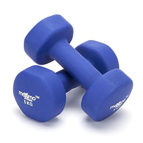 Zoom IMG-1 maximo fitness pesi dumbbell in