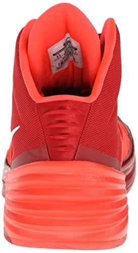 timeless design 36c48 fff95 ... Nike Air Jordan 1 Mid, Zapatillas Altas para Hombre, Rojo (Gym Red  ...