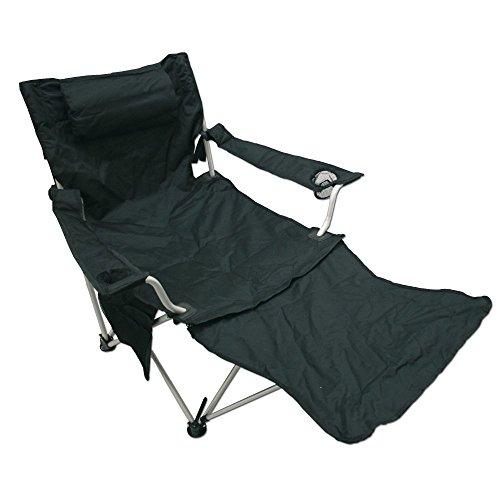 Relags Travelchair 'Luxus' Stuhl, Schwarz, One Size