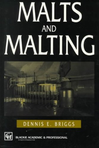 [ [ Malts and Malting (1998) ] ] By Briggs, D E ( Author ) Sep - 1998 [ Hardcover ]