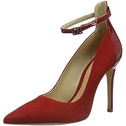 Schutz Damen Lady Pumps, Rot (Scarlet), 38 EU