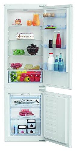 Beko BCHA275K2S Incasso 262L A+ Bianco frigorifero con congelatore ...