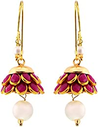 Fancy Party Wear Artificial Earrings For Girls And Women | Stylish Fancy Party Wear Jhumka For Women & Girls |...