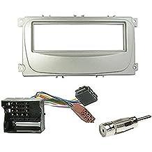 Kit de montaje marco para radio adaptador autorradio 1 DIN FORD Mondeo / Focus / S
