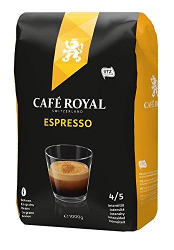 Café Royal Espresso Bohnenkaffee 1kg, 1er Pack (1 x 1000 g)