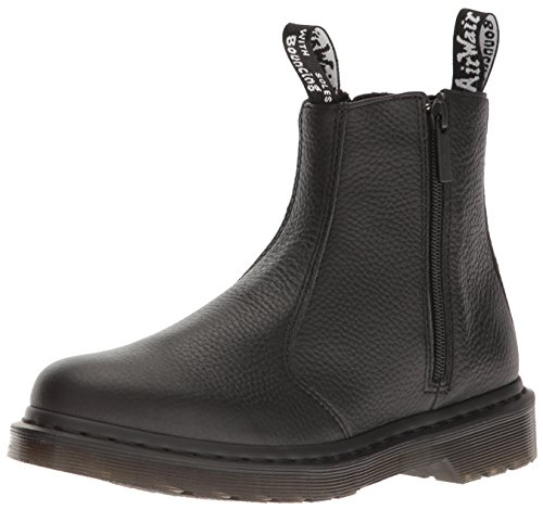 Dr. Martens Damen 2976 W/Zips Chelsea Boots, Schwarz (Black 001), 39 EU