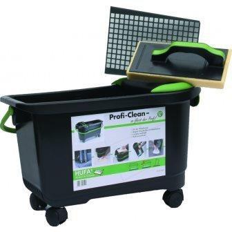 Hufa Fliesen Waschset 24 Liter Eimer Profi Clean Plus Spezial