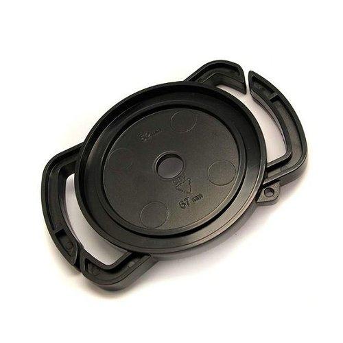 First2savvv JT0102 Universal-52mm /58mm / 67mm Kamera-Objektivdeckel-Halter Schnalle für SAMSUNG Canon Nikon Sony Panasonic Fujifilm Olympus Pentax Sigma DSLR/SLR