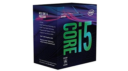 Price comparison product image Intel Core i5 BX80684I58400 8400 Processor Silver
