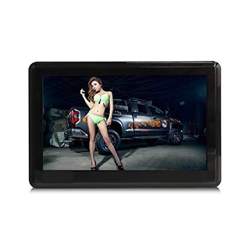 LinZec Mini-Tragbarer HD 4,3-Zoll-8G-Verlustfreier MP5-Musik-Video-Player, Zerstörungsfreier MP3 / MP4-Player Im Standby-Modus,Black - Mit Sansa Bluetooth Mp3-player