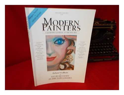 Modern Painters: a quarterly journal of the fine arts. Volume 1, Number 4 Winter 1988/9. Richard Wollheim on David Hockney at the Tate Gallery