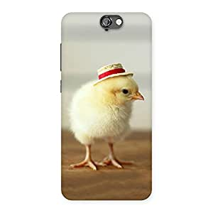 Enticing Hat Chik Back Case Cover for HTC One A9