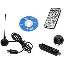 Decoder digitale terrestre usb 2.0 per pc e notebook con telecomando ricevitore e registratore dvb-t con antenna la tua tv sul pc B4