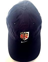 Nike 566487010MISC Herren Rugby Cap Mütze Stade Toulousain verstellbar