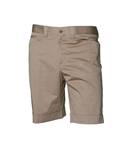 BILLTORNADE Herren Shorts kurze Hose - Baumwolle - beige 4208beige 44