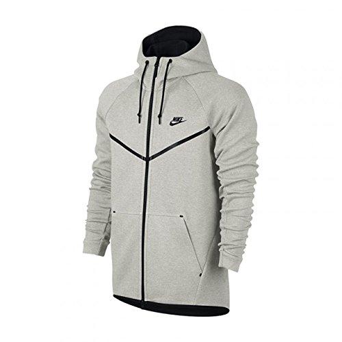 Nike-805144-072 Hombre Gris L