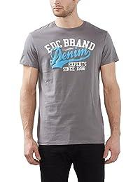 edc by ESPRIT Herren T-Shirt 996cc2k911